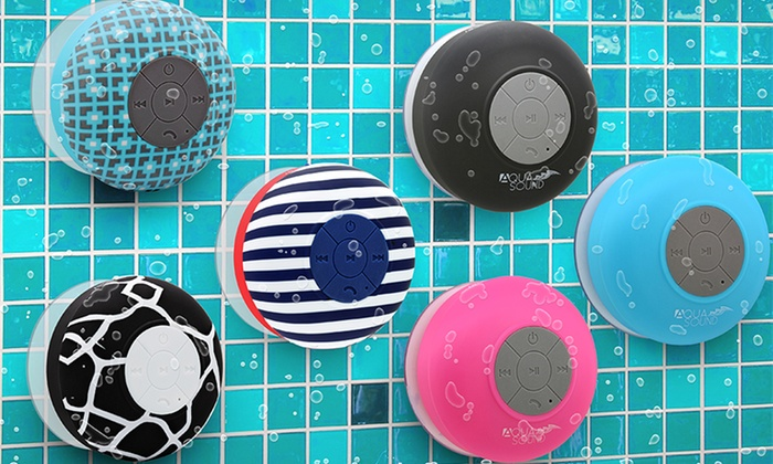 best bluetooth shower speakers