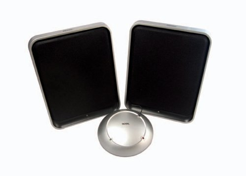 Royal 29297W WES 600 Wireless Stereo Speaker System For TV