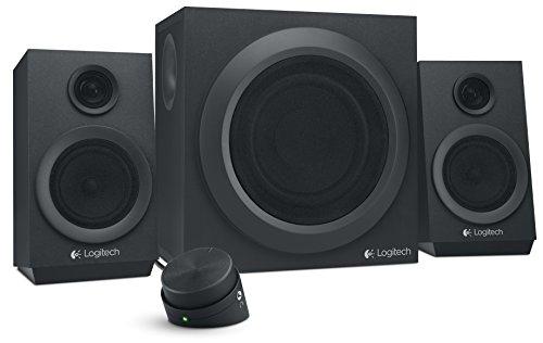 Logitech Z333 80 Watts Multimedia Speakers 980-001203