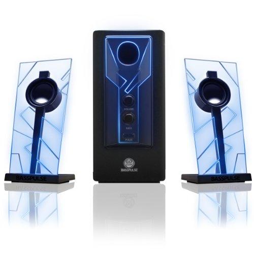 GOgroove BassPULSE Computer Speakers