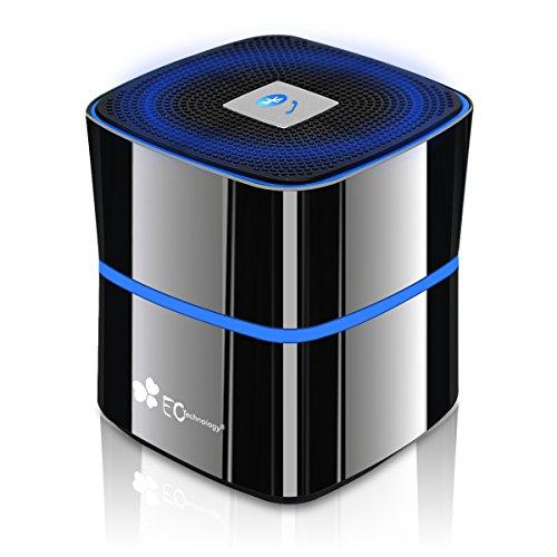 EC Technology® 5W Enhanced BASS+ Bluetooth 4.0 speaker