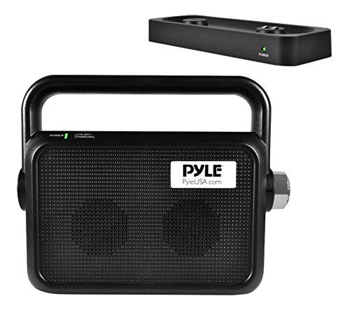Pyle Wireless TV Speaker Portable TV Soundbox