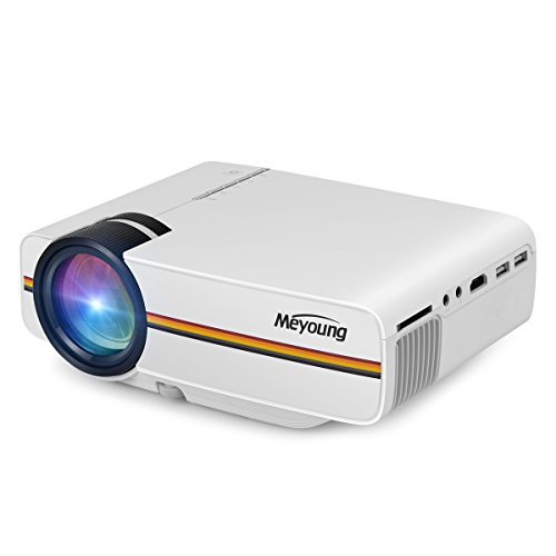 Meyoung Portable Projector 1080P
