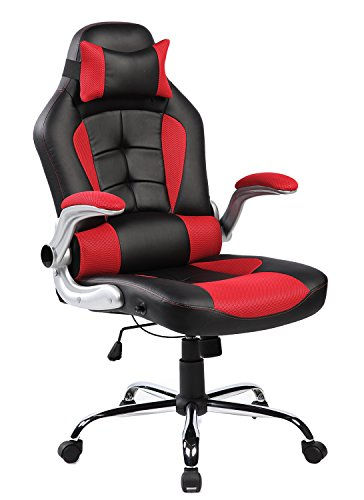 Marvelous Ten Best Merax Gaming Chairs Gaming In Style And Comfort Andrewgaddart Wooden Chair Designs For Living Room Andrewgaddartcom