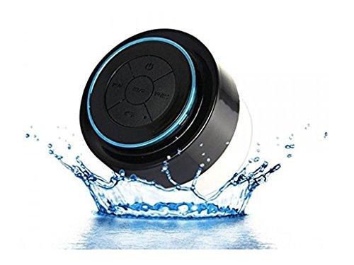 Enegg Waterproof Shockproof Loudspeaker Wireless Bluetooth Stereo Outdoor & Shower Speaker