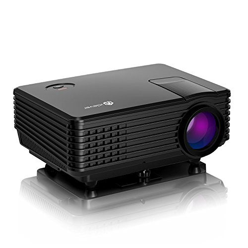iClever Mini Portable Video LED Projector