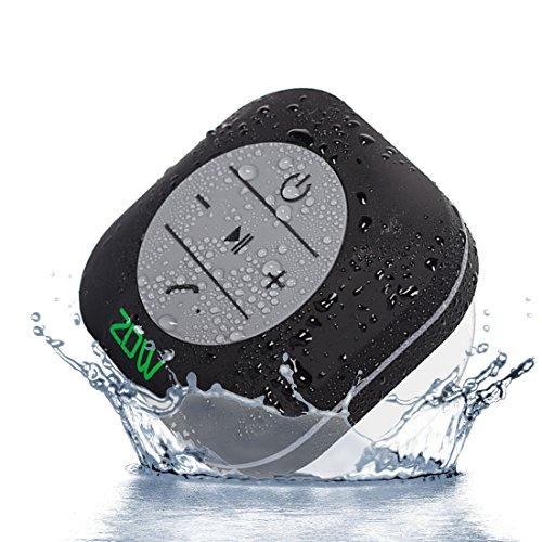 ZDW BTS-08 Bluetooth Waterproof Shower Speakers