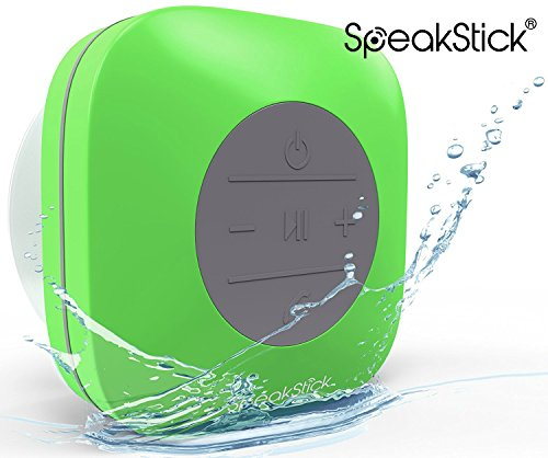 SpeakStick Classic Waterproof Bluetooth Shower Speaker
