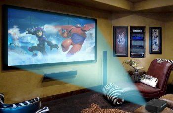 best projectors under 200