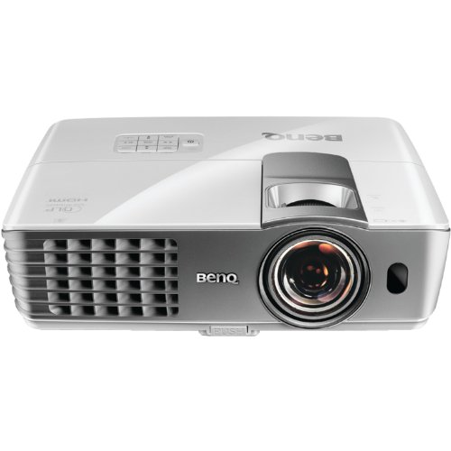 BenQ W1080ST 3D Short Throw DLP Home Theater Projector