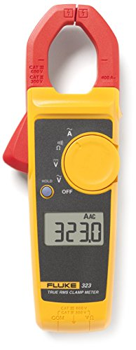 Fluke 323 Clamp Meter With True-RMS