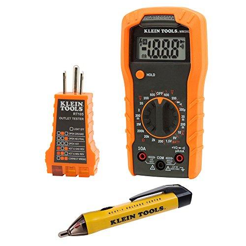 Klein Tools 69149 Multimeter Electrical Test Kit