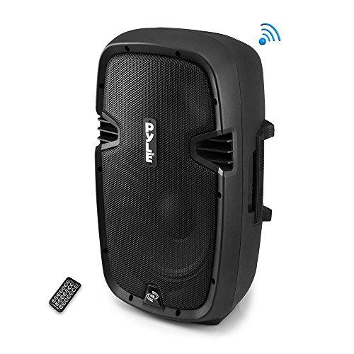 Bluetooth Loudspeaker PA Cabinet Speaker - 600 Watt - 8 Inch Bass Subwoofer