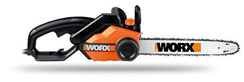 1. WORX 16-Inch 14.5 Amp Electric Chainsaw