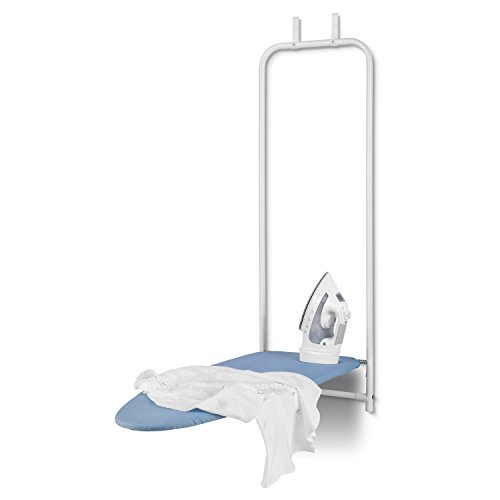 Over The Door Ironing Board with Folding Design from Honey-Can-Do (Model No. BRD-01350)