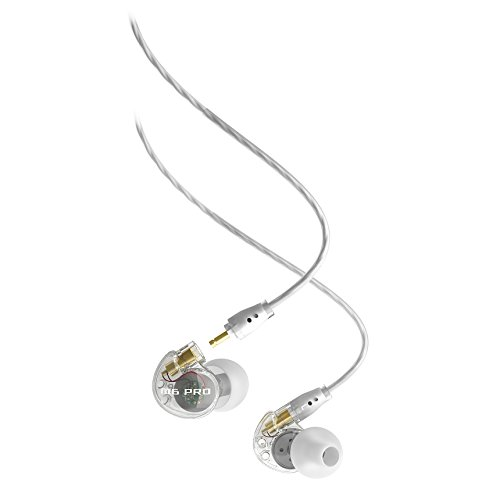 Noise-Isolating Musician's In-Ear Monitors From MEE audio ( Model No. M6 PRO ) A Universal-Fit In_ear Headphone with Detachable Cables for ease of use