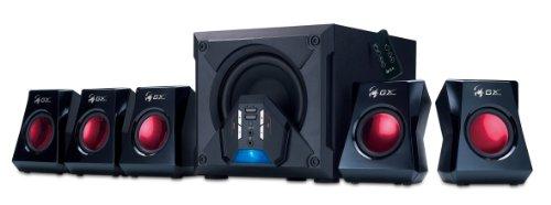Genius GX-Gaming 5.1 Surround Sound 80 Watts Gaming Speaker System