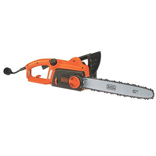 BLACK+DECKER CS1216 12-Amp Corded Chainsaw