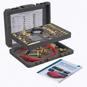 OTC 6550 Master Fuel Injector Cleaning Kit