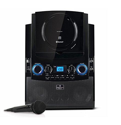 Singing Machine ISM990BT Bluetooth Karaoke System
