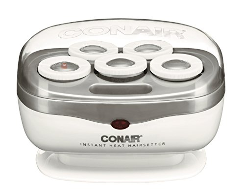 Instant Heat Travel Hot Rollers from Conair - Comes in White