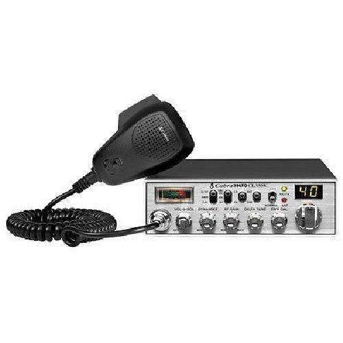 The Cobra 29LTD 40-Channel CB Radio