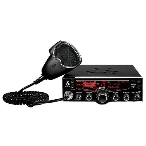 The Cobra 29 LX 40-Channel CB Radio