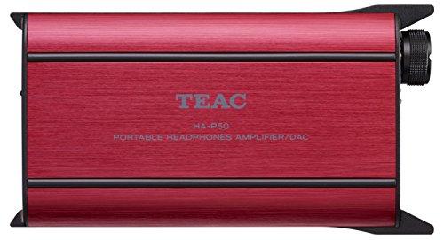 TEAC Portable Headphone Amp HA-P50: