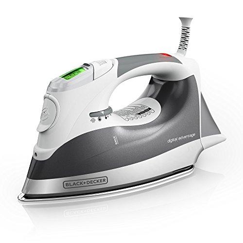 Black & Decker D2030 Auto-Off Digital Advantage Iron