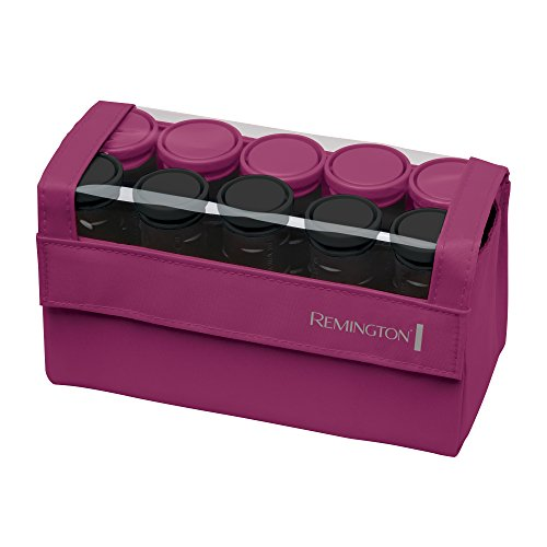 Remington H1015 Hair Setter & Hair Rollers ranging from 1-1 ¼ Inch- Come in Pink