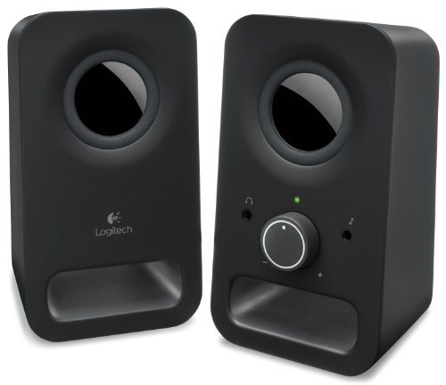Logitech Multimedia Speakers Z150 with Stereo Sound