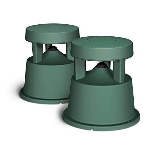 Bose Outdoor In-Ground Speakers.