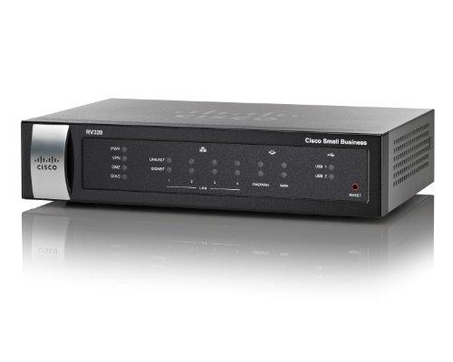 Cisco Systems Gigabit VPN Router (RV320K9NA)