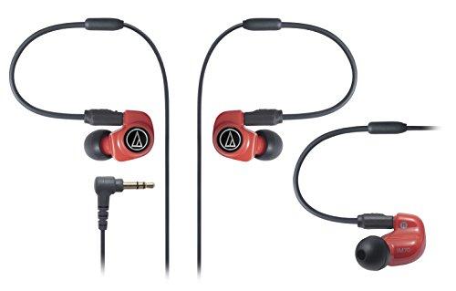 Audio-Technica ATH-IM70 Dual symphonic-driver In-ear Monitor headphones