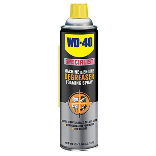 WD Specialist Foaming Machine and Engine Degreaser