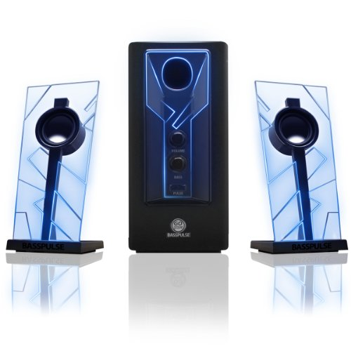 GOgroove BassPULSE Computer Speaker System