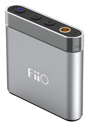 Fiio A1 Silver Portable Headphone Amp1: