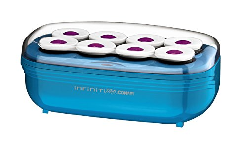 Infiniti Pro by Conair - 2 Inch Rollers to achieve bigger volume and smooth waves. Instant Heat Tourmaline Ceramic