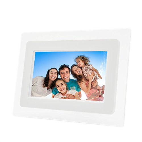 Fding Digital Photos Display Frame with Calendar