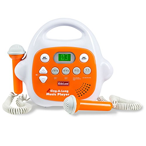 Kidzlane Kids Karaoke Machine MP3 Music Player