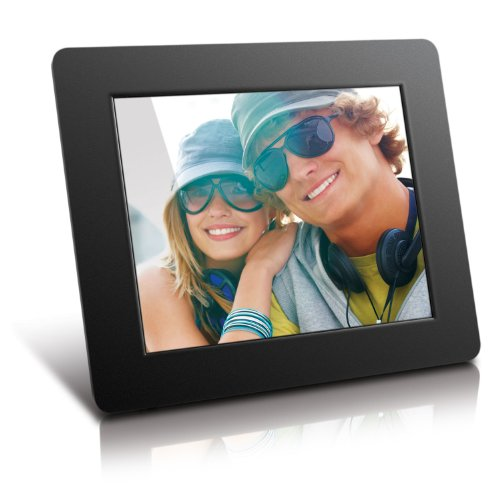 Aluratek Digital Photo Frame Hi Resolution