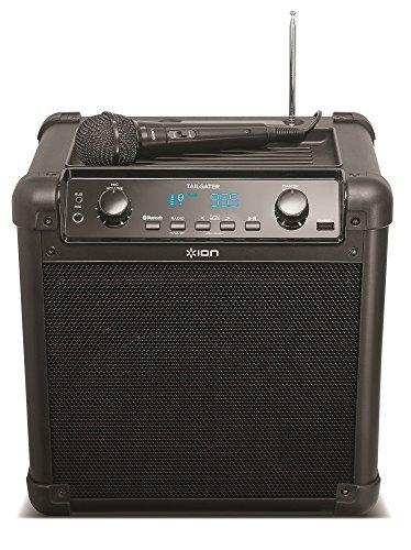 ION Audio Tailgater Speaker.