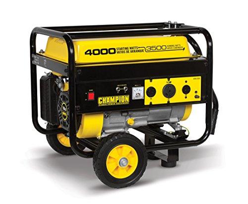 Champion Power Equipment 46597 3500 Watt RV Ready Portable Generator