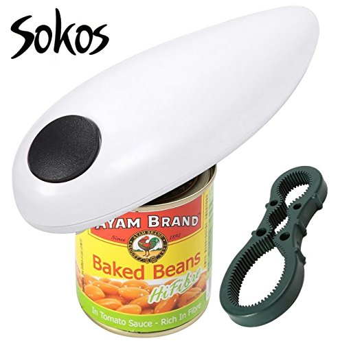 Sokos Electric, Automatic can opener