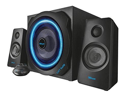 Trust Gaming GXT 628 120 Watts 2.1 Gaming Speakers
