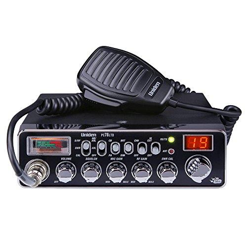 The Uniden PC78LTD 40-Channel CB Radio