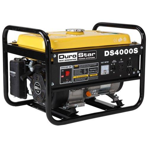 DuroStar DS4000S Gas Powered Portable Generator