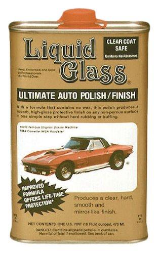 Liquid Glass Ultimate Auto Polish/Finish