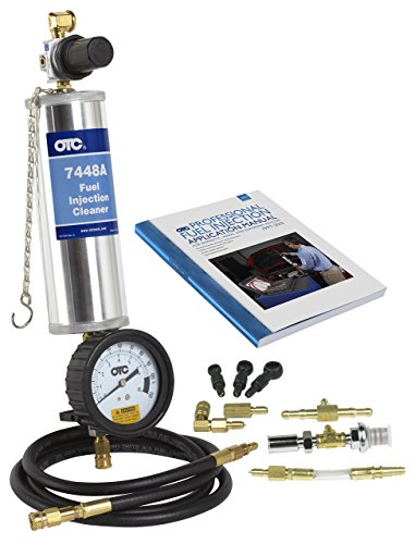 OTC 7448A Fuel Injector Cleaning Kit