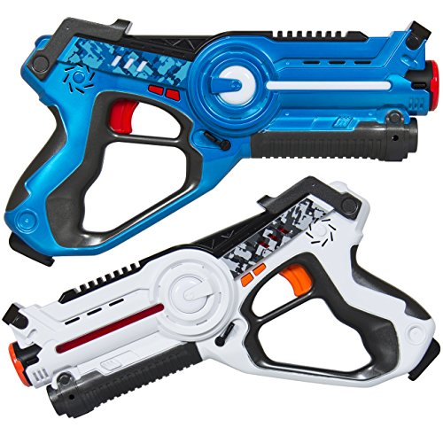 Ten Best Laser Tag Sets For 2019 Reviews And Buyers
